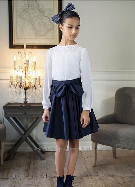 Блузки и Топы-бюстики-топики для девочек в школу