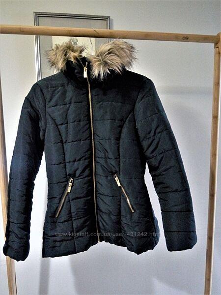 46-48 р Утепленная куртка H&M