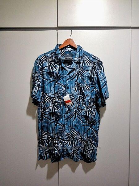 M р Натуральная легкая рубашка C&A