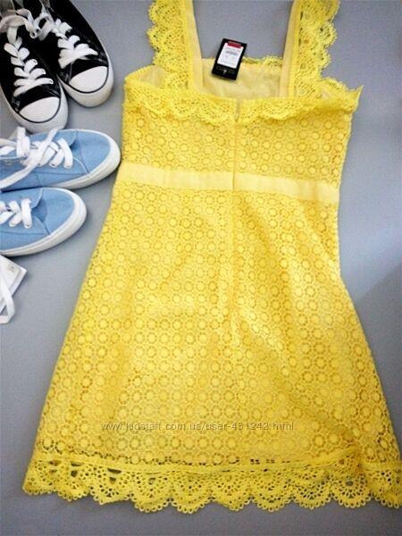 S р Нежное платье new look