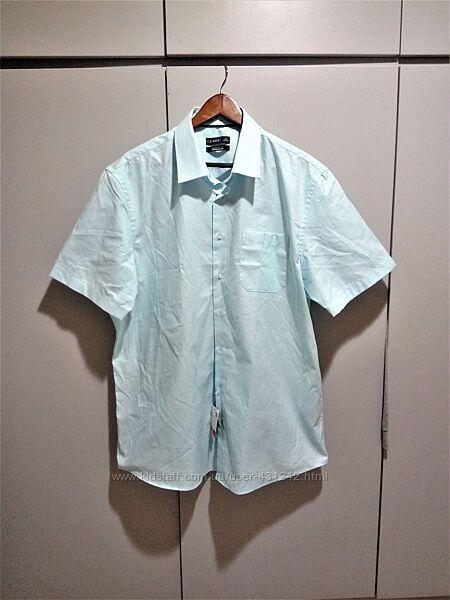 xxl-3xl р натуральная рубашка c&a regular fit