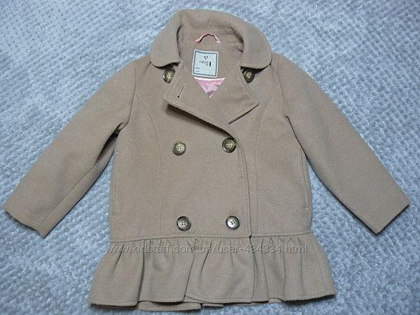 Пальто NEXT девочке