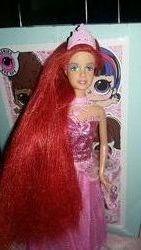 Куколка принцесса-русалочка Defa в идеале с коробкой Не упусти
