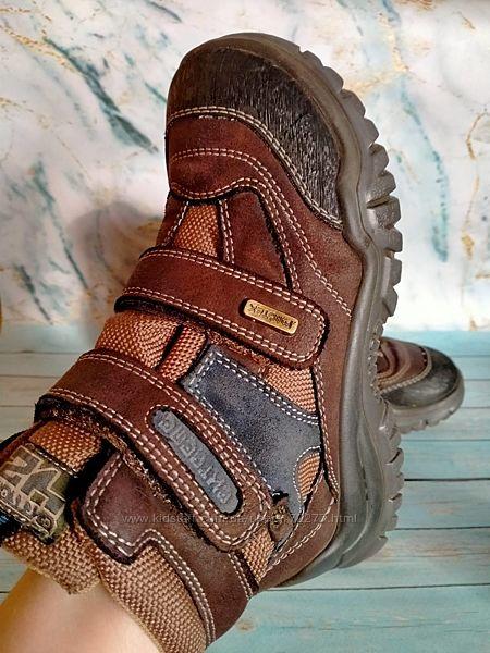 Ботинки теплые на мальчика IMAC