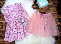 Выбор моделей нарядные праздничные красивые платья для девочек