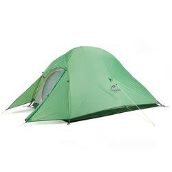 Купить палатку Naturehike Cloud UP 2 210T green