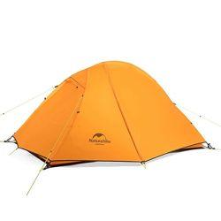 Туристические палатки Naturehike Cycling 2 20D orange