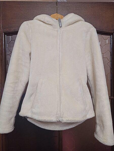 Куртка меховая на девочку