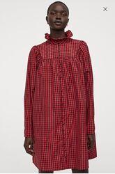 Плаття в клітинку від H&M