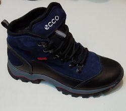 Зимние кроссовки Ecco 31-37 размер