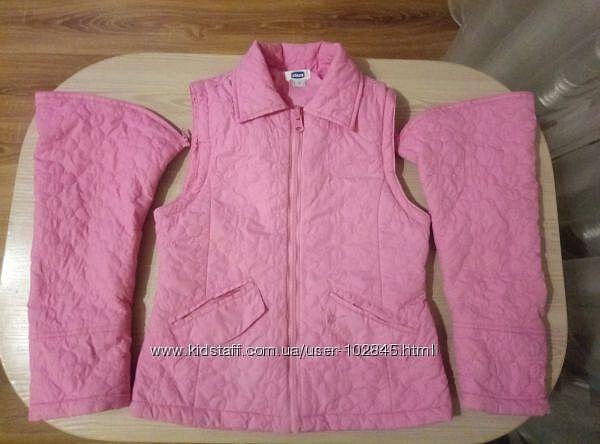 Куртка жилетка Chicco 5лет, куртка Primigi  6лет.
