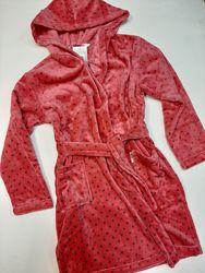 Плюшевый польский халат  рост 146 см