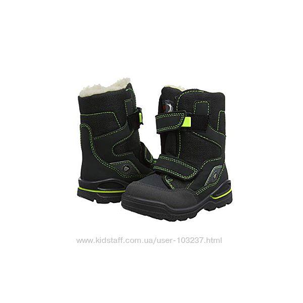 Зимние, непромокаемые ботинки Ricosta с мебраной, Германия