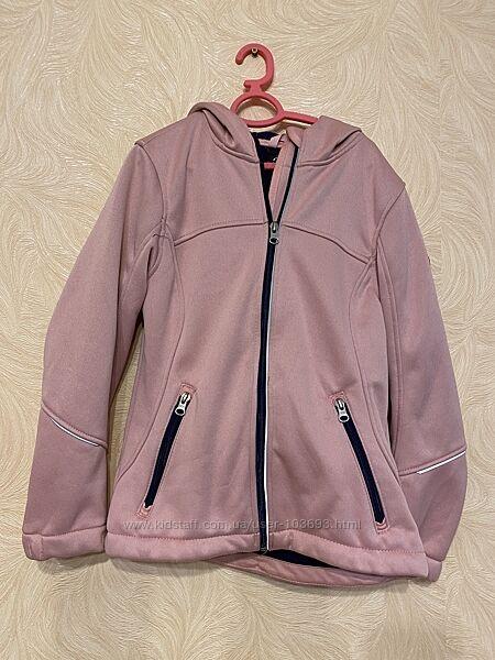 Демисезонная куртка Crane 134-140 р.