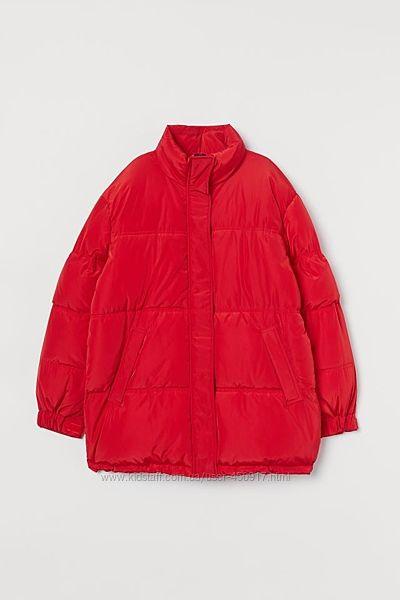 Яркая демисезонная куртка H&M