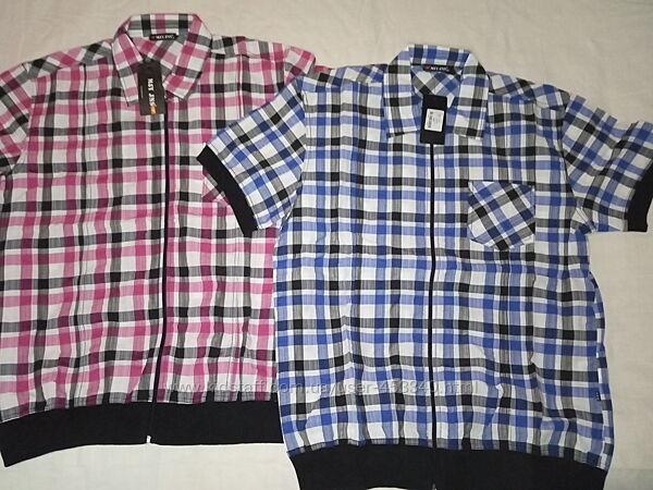 Новая летняя рубашка тенниска шведка сорочка, Турция