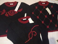 Новый женский свитер пуловер джемпер 44-48