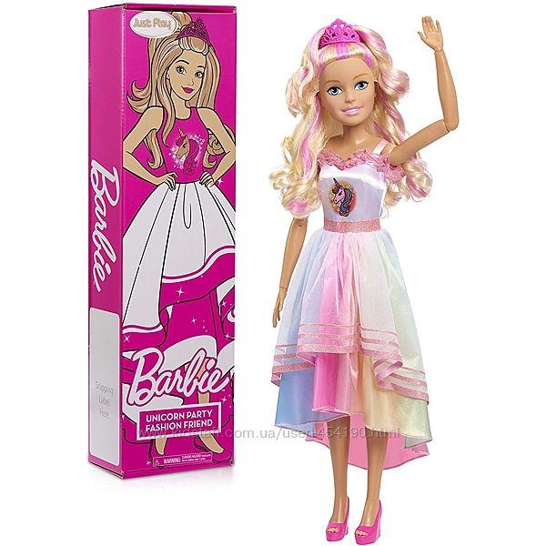 Барби большая Модная подружка 70 см Barbie 28-inch Best Fashion Friend
