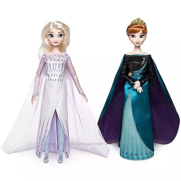 Куклы Анна и Эльза Дисней Холодное сердце 2 Disney Frozen Anna and Elsa