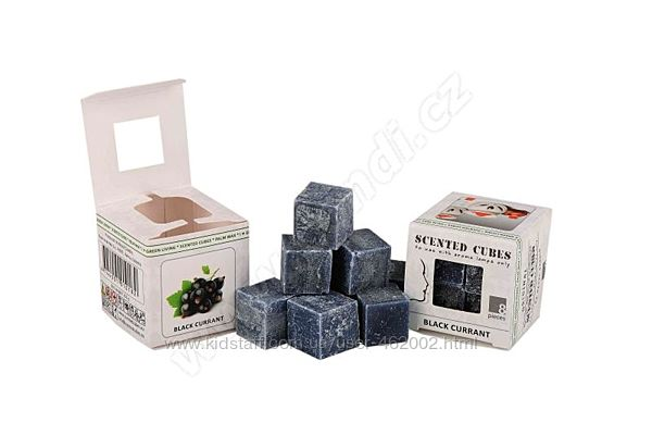 Аромакубики Чёрная смородина 20 грамм 8 кубиков Beautysport