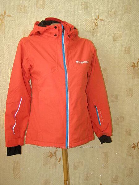 Everest лыжная термо куртка для девочки рост 152