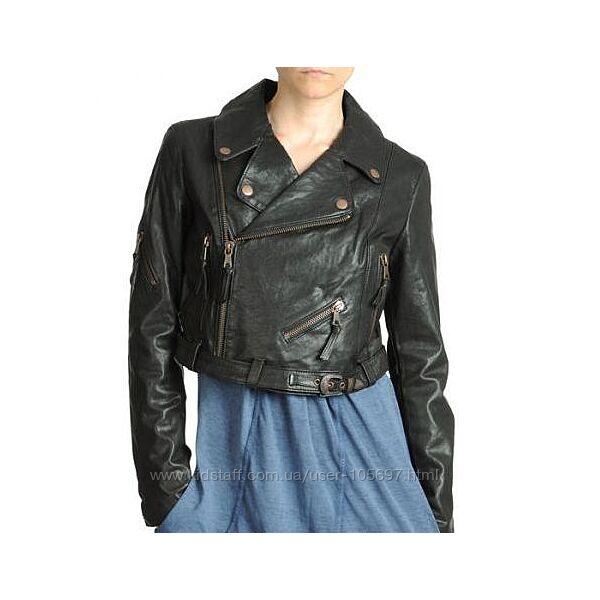Куртка кожа diesel