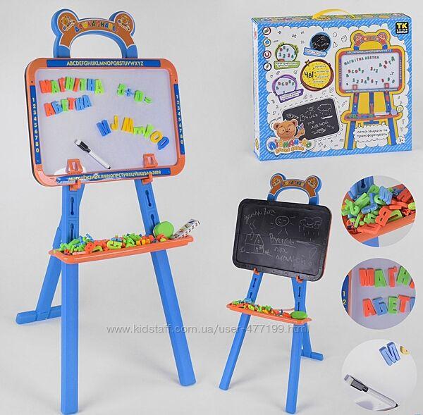 Игровой центр для рисования, Доска знаний 4 в 1 12238 TK Group, детский
