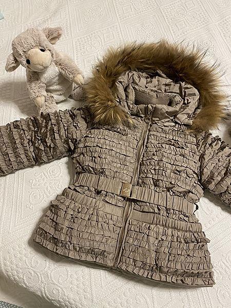 детский комбинезон Via Lattea 110 зима