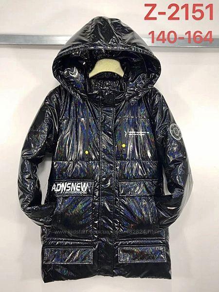 Демисезонная куртка на девочек 140-164см. Весна 2021