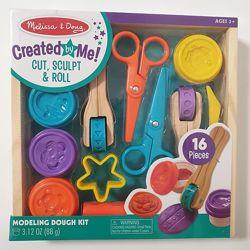 Melissa&Doug набор для творчества Вырезайте, лепите, творите