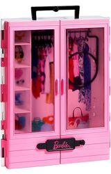 Шкаф для одежды Barbie Барби оригинал / Шафа для одягу Барбі