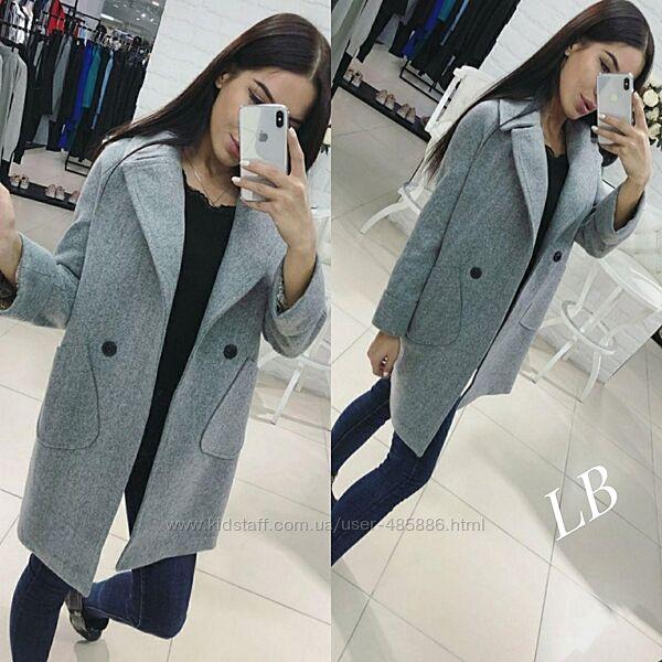 Пальто Мод. 1017