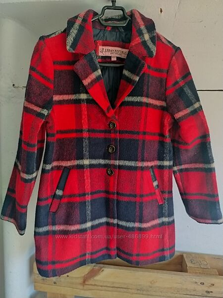 Курточка жакет Urban Republic и платье Waikiki для девочки 9-10 лет