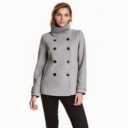 Пальто новое стильное H&M XXS-XS 32-34 р-р