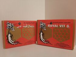 Royal Vit G Роял Вит G Витамины Египет