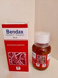 Bendax Бендакс сироп от глистов, антигельмитный Египет