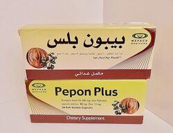 Аденома предстательной железы  и простатит Пепон плюс Pepon Plus Египет