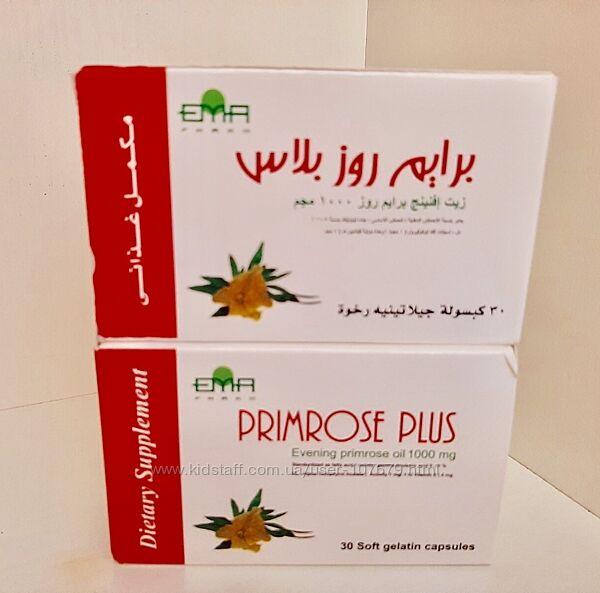 Primrose Plus Примрос плюс Примроуз плюс витаминный комплекс для женщин