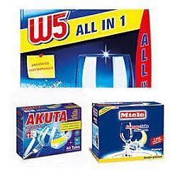 Фотоотчет мойки W5 All-in-1 Akuta саморастворимая плёнка. Германия