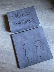 Набор альбом для фото и коробочка мамины сокровища