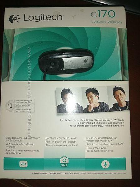 Logitech c 170 веб - камера