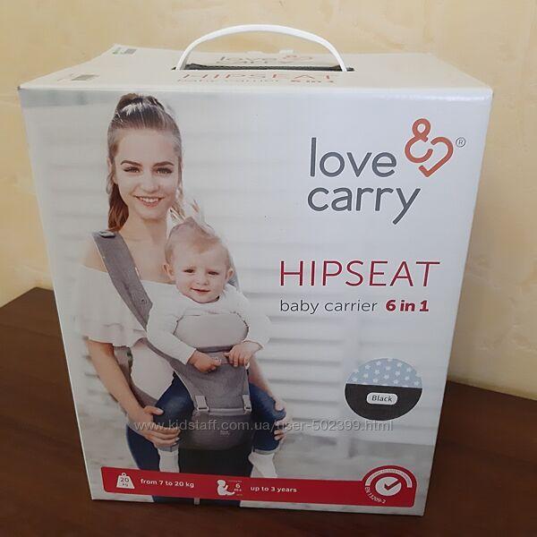 Хипсит Love&Carry 6 в 1