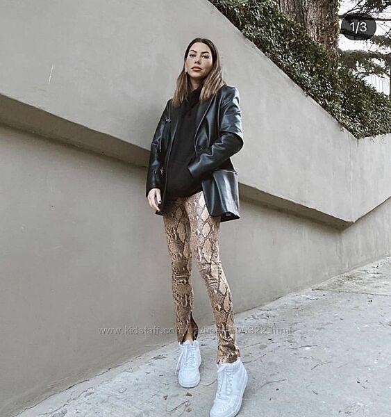 Трендовые легенсы Zara