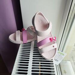 Сандали кроксы Сrocs Keeley Charm Sandal размер c11 c12 оригинал
