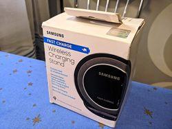 Быстрая беспроводная зарядка Samsung Fast Charge c AFC EP-NG930TBUGUS