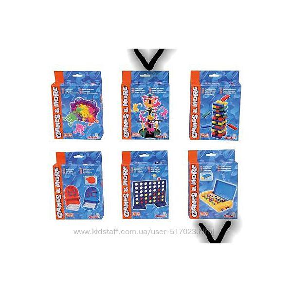 Настольная игра Games & more ассортимент 6012990