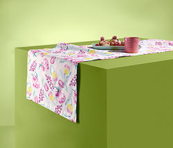 Скатерть дорожка и полотенце кухонное ТСМ Tchibo