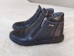 обалденные школьные сапоги ботинки Maxus