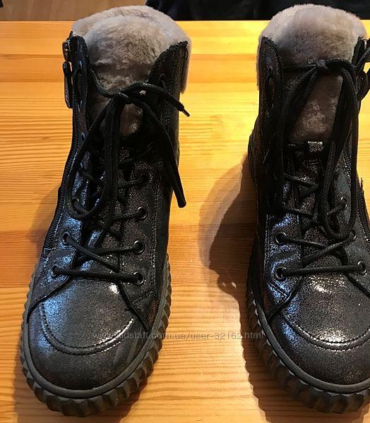 Зимние ботинки Froddo р. 38