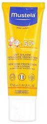 Дитячий Mustela Bebe Enfant Very High Protection Sun Lotion 50, 40 і 100мл